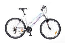 """Neuzer Mistral 50 Női 26"""" MTB Kerékpár - fehér - lila"""