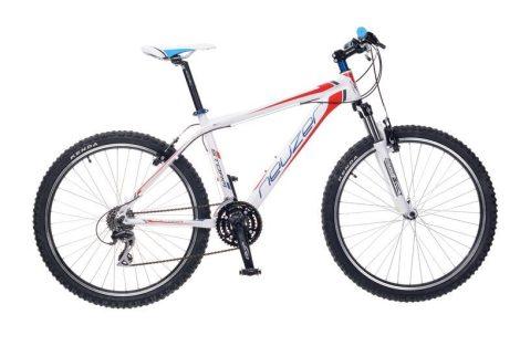 """Neuzer Storm Plus Férfi 26"""" MTB Kerékpár - fehér - piros"""