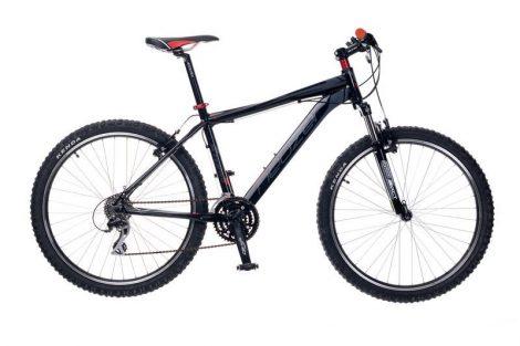 """Neuzer Storm Plus Férfi 26"""" MTB Kerékpár - szürke - piros"""