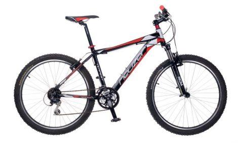 """Neuzer Tempest Plus Férfi 26"""" MTB Kerékpár - fekete - piros"""