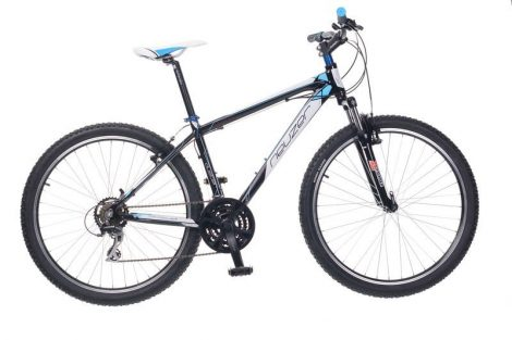 """Neuzer Duster Sport férfi 27,5"""" MTB kerékpár - fehér - cián"""