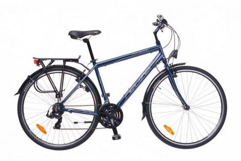 Neuzer Ravenna 50 Férfi Trekking kerékpár -navykék - fehér