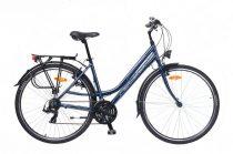 Neuzer Ravenna 50 Női Trekking kerékpár - navykék - fehér
