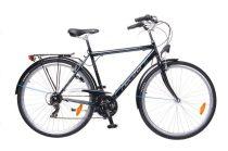 Neuzer Ravenna 30 Férfi Trekking kerékpár - fekete - cián