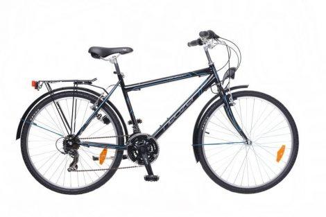 """Neuzer Venezia 30 26"""" férfi City kerékpár - fekete - cián"""