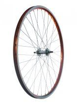 Fűzött kerék e. 26x1,75 MTB duplafalu arany alu.abr. acél agy 559x19