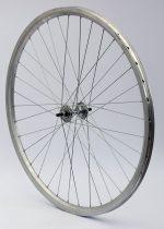 Fűzött kerék e. 28x1,75 MTB duplafalú alu.abr.acél agy 622x18