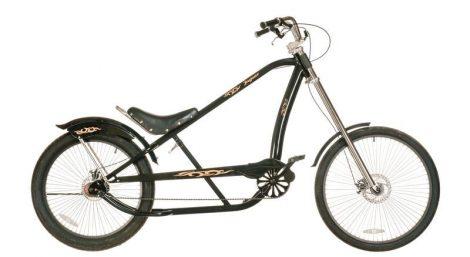 Neuzer Jaguare chopper kerékpár - kontrás