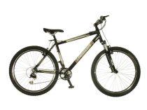 """Neuzer Tempest férfi 26"""" MTB Kerékpár - fekete - citrom"""