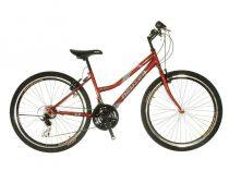 """Neuzer Nelson 30 Női 26"""" MTB Kerékpár - piros - szürke"""