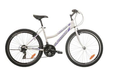 """Neuzer Nelson 30 Női 26"""" MTB Kerékpár - fehér - lila"""