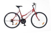 """Neuzer Nelson 18 Női 26"""" MTB Kerékpár - piros - szürke"""
