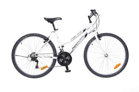 """Neuzer Nelson 18 Női 26"""" MTB Kerékpár - fehér - fekete"""