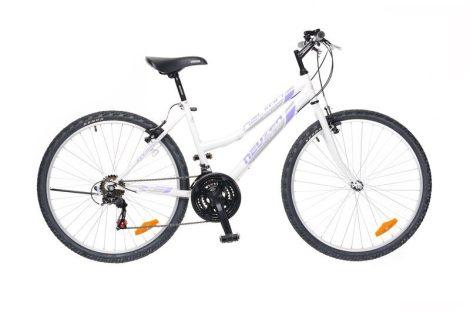 """Neuzer Nelson 18 Női 26"""" MTB Kerékpár - fehér - lila"""