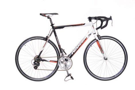 Neuzer Whirlwind Basic Road kerékpár fehér - fekete