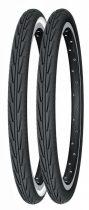 Michelin City Junior 24x1,75 (44-507) fekete/fehér gumiköpeny