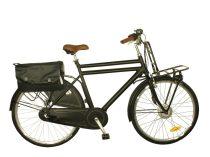 Neuzer Elektromos kerékpár OPA - matt fekete 23,5 - N3