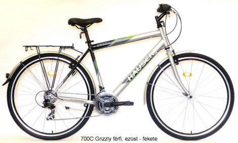 Hauser Grizzly trekking - felszerelt férfi kerékpár