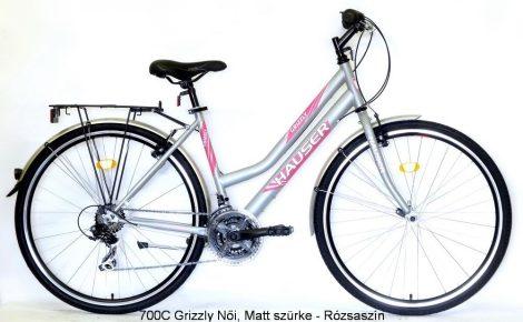 Hauser Grizzly trekking - felszerelt női kerékpár