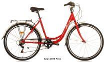 Hauser Swan 6 sebességes női városi kerékpár - Láncváltós