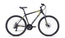 "CTM Twister 2.0 28"" férfi cross trekking kerékpár"
