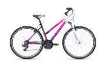 """CTM Maxima 1.0 28"""" női cross trekking kerékpár"""