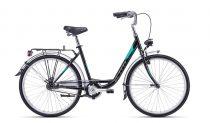 """CTM Olivia 1.0 26"""" női City kerékpár"""