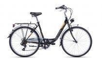 """CTM Olivia 2.0 26"""" női city kerékpár"""