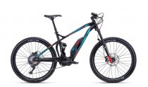 "CTM Switch 27,5"" FS E-bike MTB"