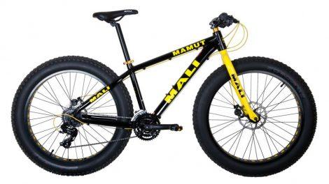 Mali Mamut / Mali Mammoth - Az első Mali Fat Bike