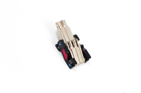 Szerszám kombinált mini készlet 12 db-os