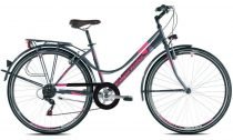 Női városi kerékpár - Capriolo Sunrise Lady