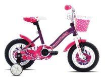 Gyerek bicikli - Capriolo Viola 12