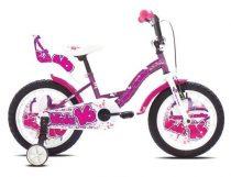 Gyerek bicikli - Capriolo Viola 16