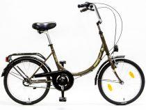 Csepel-Camping-bicikli-N3-Merev-17-barna/bezs