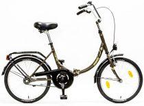 Csepel-Camping-bicikli-1sp-17-Osszecsukhato-barna/bezs