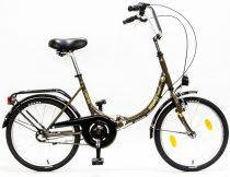 Csepel-Camping-bicikli-N3-17-Osszecsukhato-barna