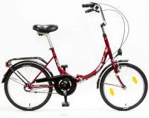 Csepel-Camping-bicikli-N3-17-Osszecsukhato-piros