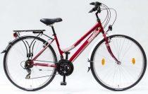 Csepel-kerekpar-Landrider-21SP-noi-piros