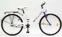 Csepel-gyerek-bicikli-Hawaii-Lila-24-17-Feher-Lila