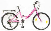 Csepel-gyerek-bicikli-Flora-17-6SP-20-Rozsa-Ciklam