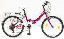 Csepel-gyerek-bicikli-Flora-17-6SP-20-Ciklamen