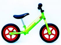 Csepel-Futo-acel-gyermek-kerekpar-12-pedal-nelkuli-zold