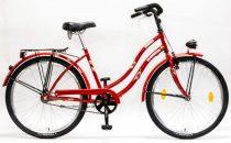 Csepel BlackWood (Boss) Cruiser bicikli - Női - Piros