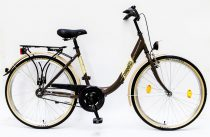 Csepel-Budapest-B-26-gr-bicikli-Barna-Noi