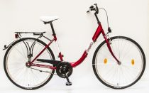 Csepel-bicikli-Budapest-B-GR-Noi-Piros-29