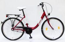 Csepel-bicikli-Budapest-B-N3-Noi-Piros-27