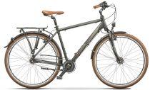 Cross Citerra city férfi matt szürke városi kerékpár