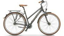 """Cross Citerra City Lady matt szürke 28"""" női kerékpár"""
