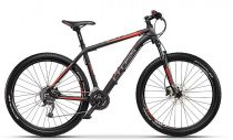 "Cross 29"" Grip ffi MTB matt fekete"